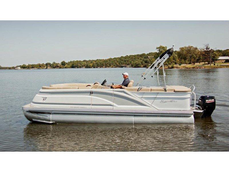 silver wave pontoons grand costa 210-l 547599 003