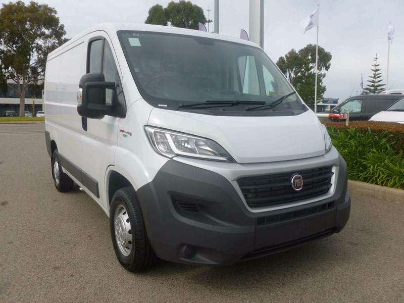 2017 Fiat Ducato Low Roof For Sale