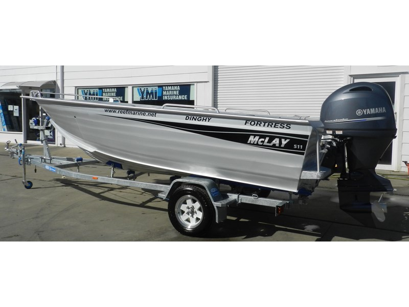 mclay 511 fortress dinghy 549412 001
