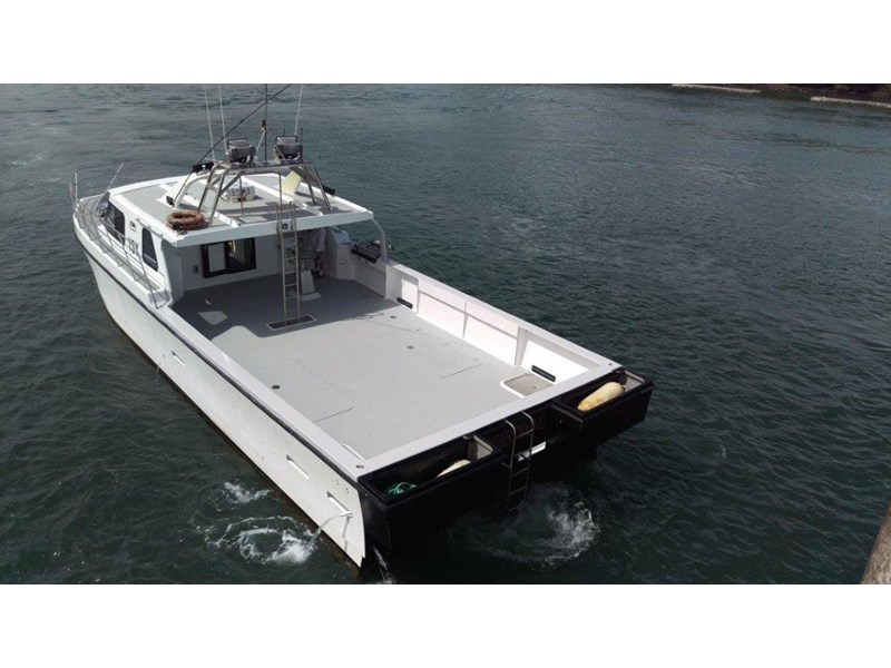 custom cray / crew / fishing / work vessel 534715 002