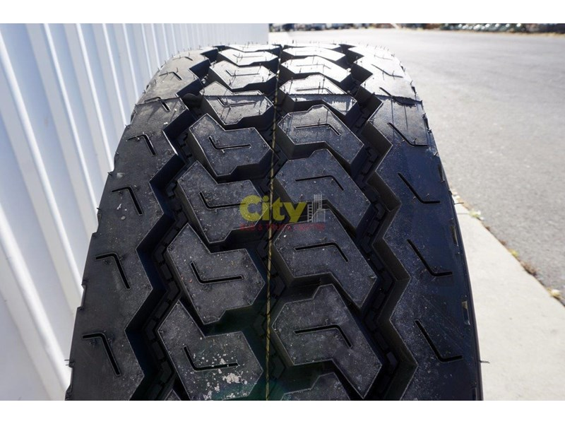 windpower 385/65r22.5 (wgc28) on alcoa 11.75x22.5 durabright - suit scania 551525 007