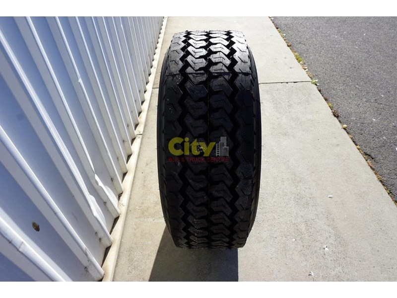 windpower 385/65r22.5 (wgc28) on alcoa 11.75x22.5 durabright - suit scania 551525 008