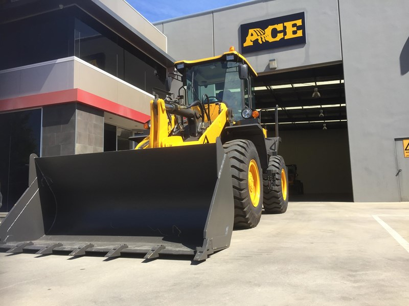 ace machinery al400 551876 012