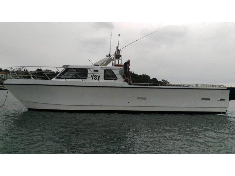 custom cray / crew / fishing / work vessel 534715 030