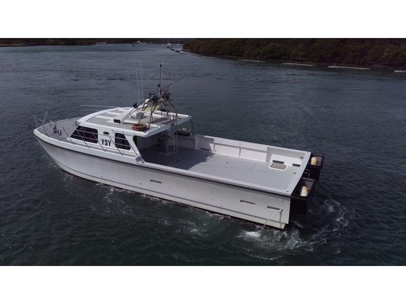 custom cray / crew / fishing / work vessel 534715 027