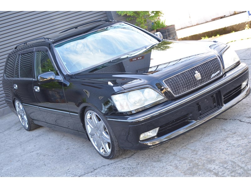 toyota crown 518294 003