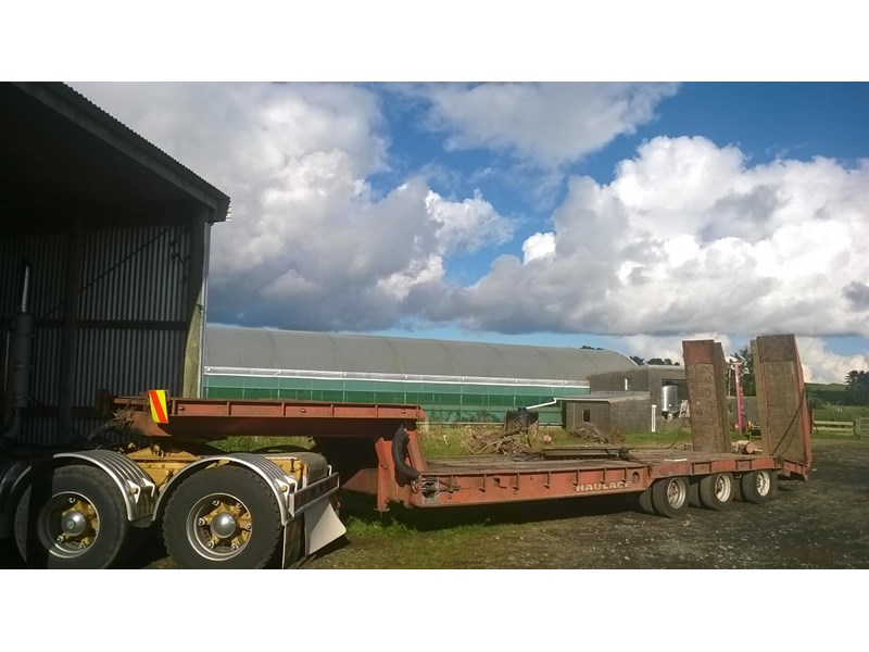 trt 3 rows 4 widner transporter trailer plus 1 row eight dolly 438073 002