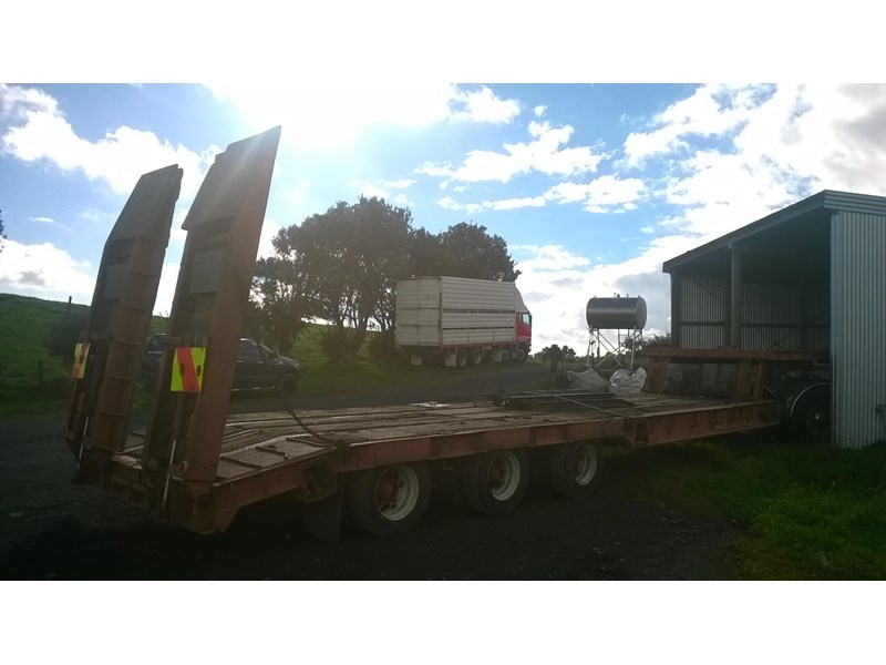 trt 3 rows 4 widner transporter trailer plus 1 row eight dolly 438073 003