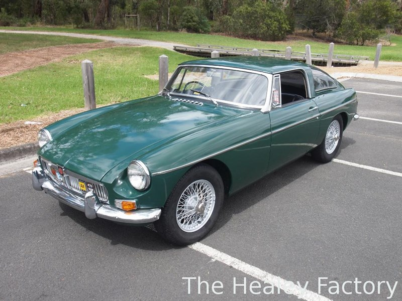 1969 MG B MkII for sale