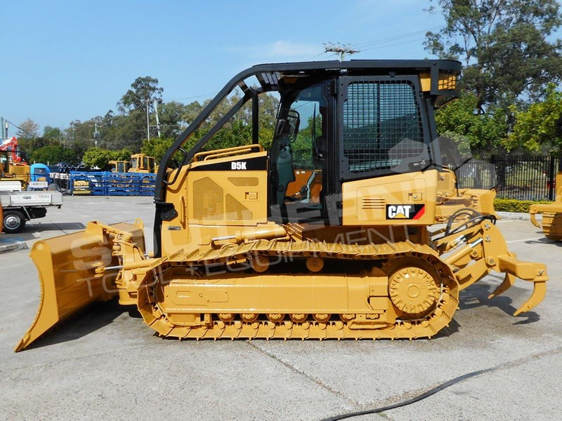 Tractor Forestry Package : Caterpillar d k wt bulldozer full forestry package cat