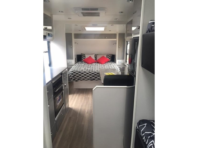 masterpiece caravans performance 22.6ft family van 435470 019