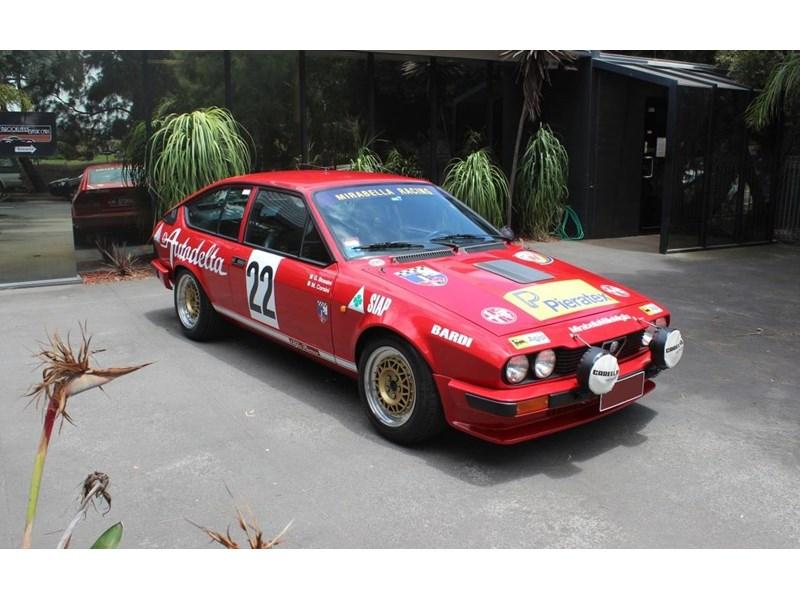 1982 alfa romeo gtv6 2500 autodelta for sale
