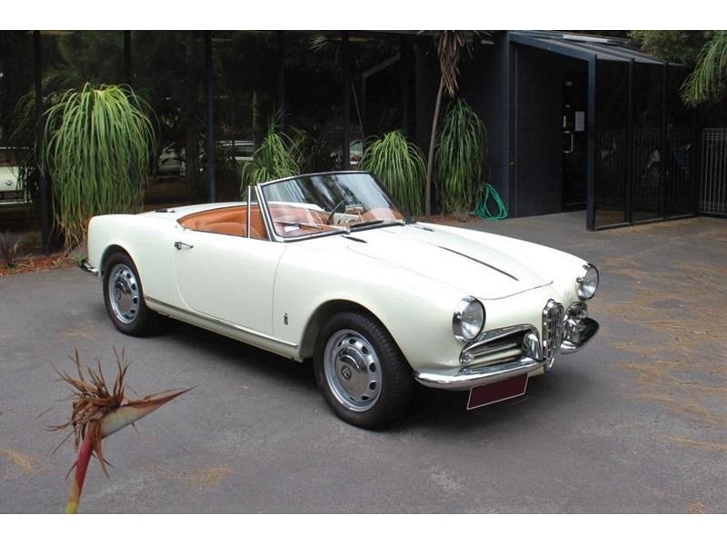 1961 alfa romeo giulietta sports for sale
