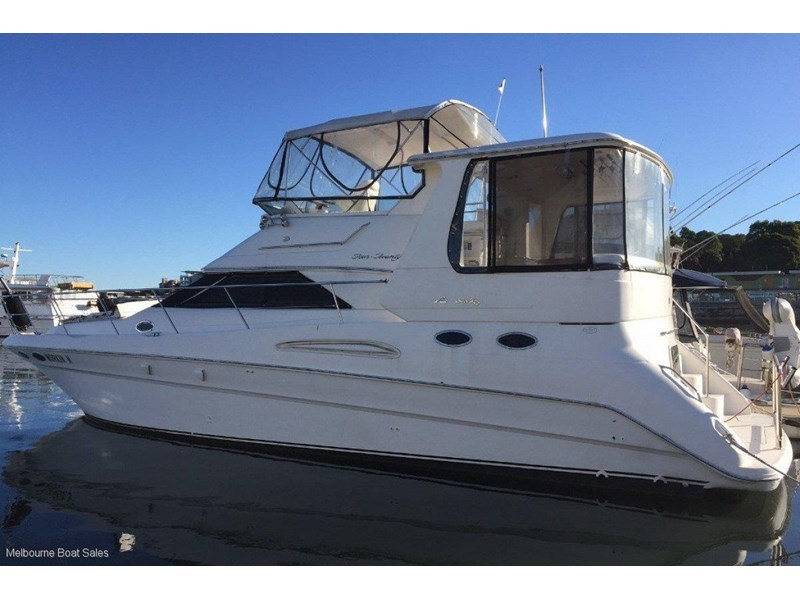 sea ray 420 aft cabin 564133 004