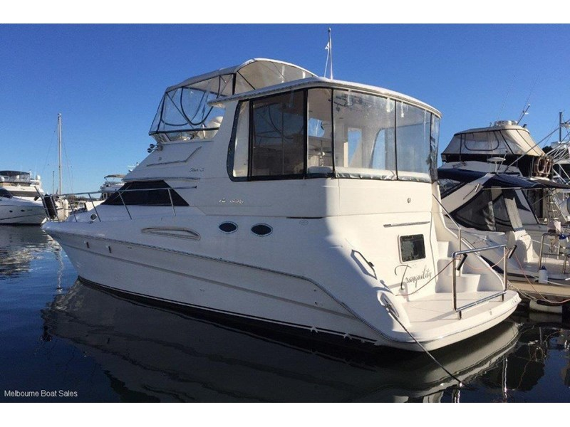 sea ray 420 aft cabin 564133 014