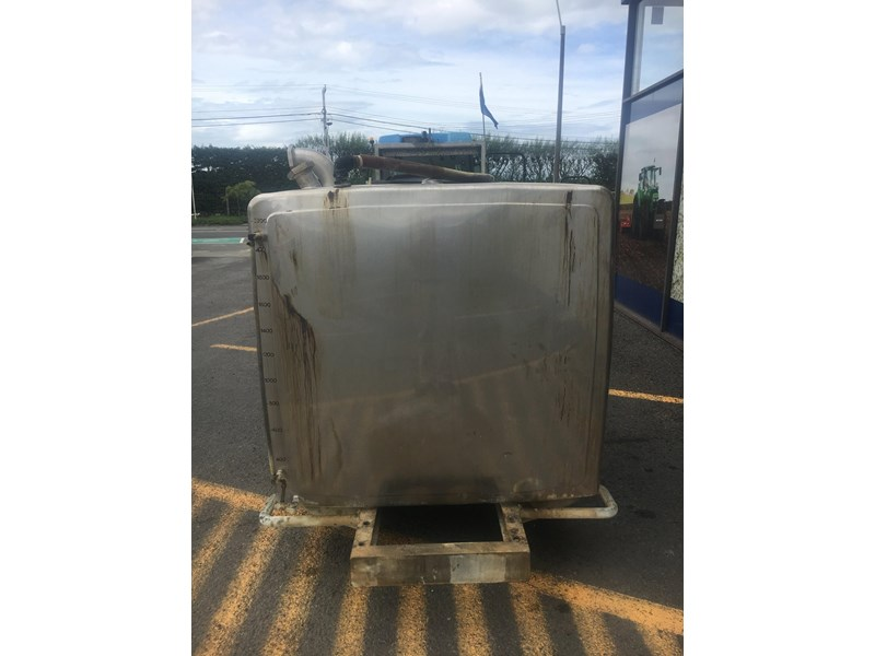custom tank trailer stainless steel water tank 566128 004