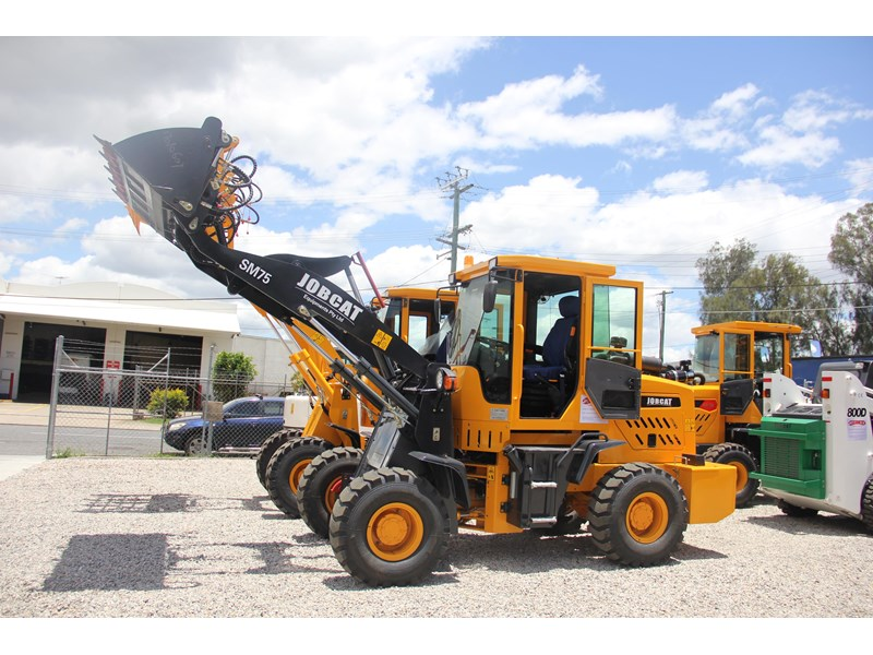 joblion equipments 2019 new joblion sm75 75hp 5.2ton free gp bucket+bucket 4 in 1+forks 546461 022