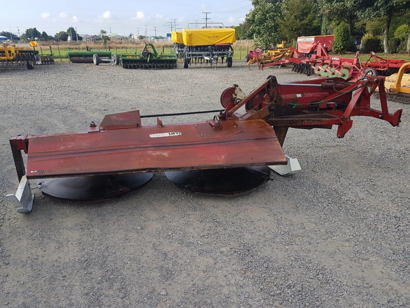 ufo 2400 hl twin drum mower 566630 001