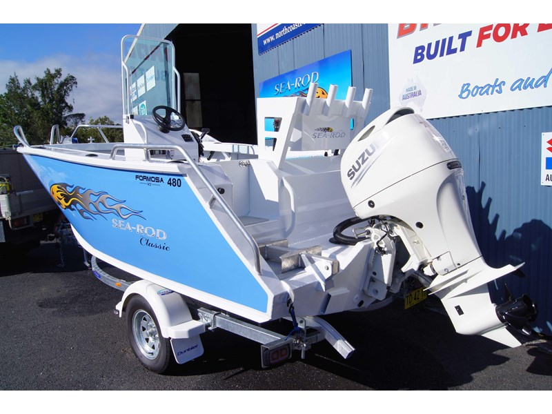 sea-rod 480 deluxe centre console 428811 003