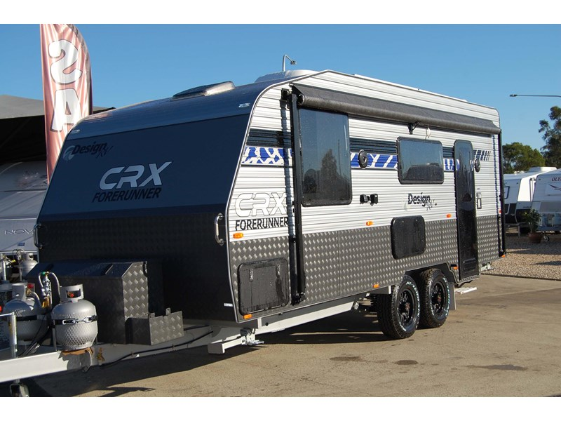 design rv crx 6 21' semi offroad 567784 001