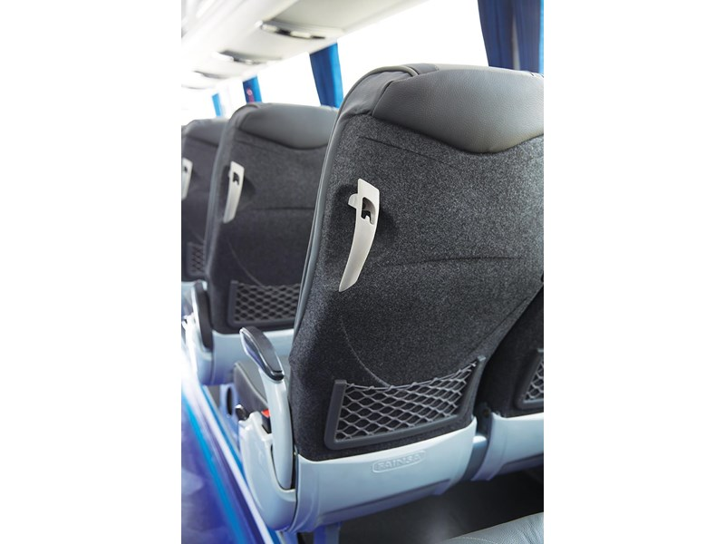 king long 6911ay 9.1m (35 reclining seats) 568643 012
