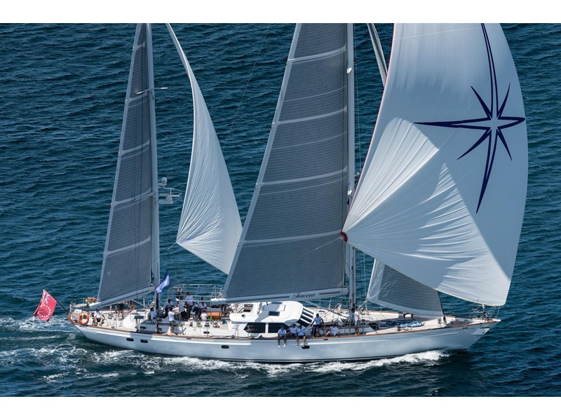 custom alloy ketch 'tawera' 569210 001