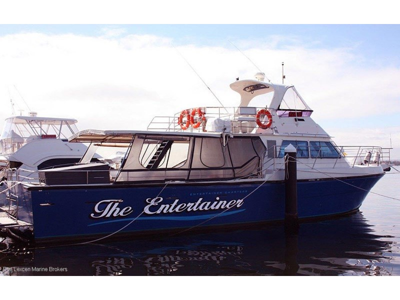 custom multi level charter vessel 501474 002