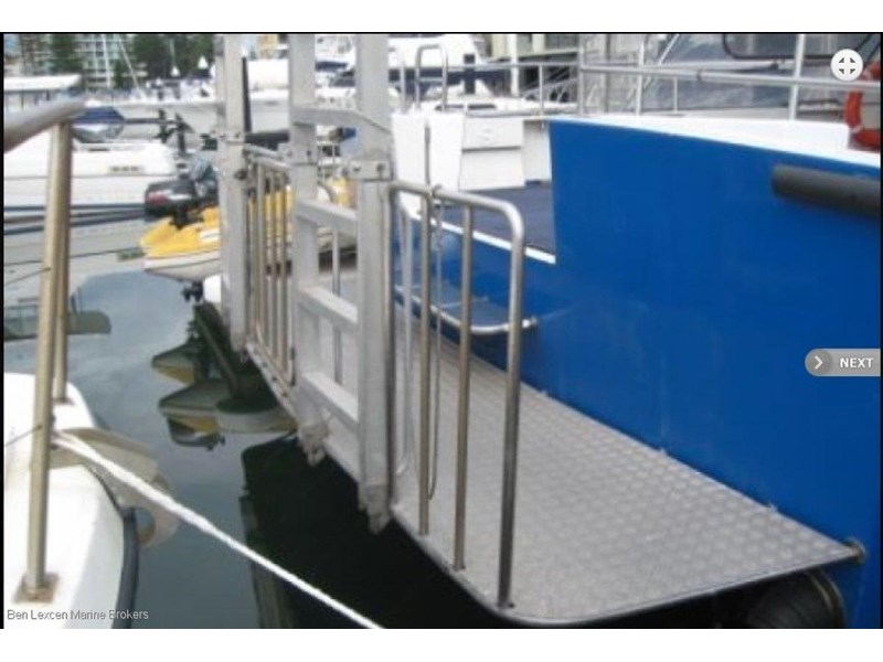 custom multi level charter vessel 501474 005