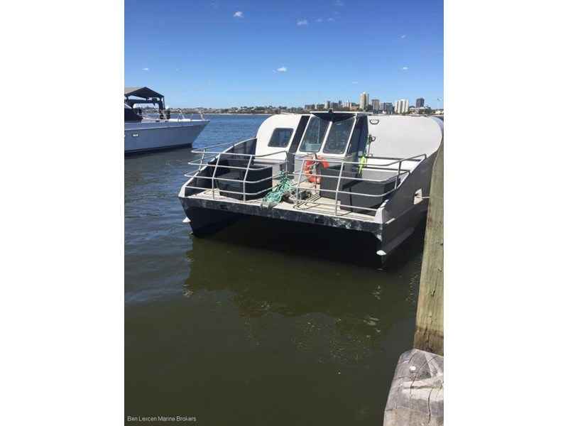 custom aluminium party boat 501503 002
