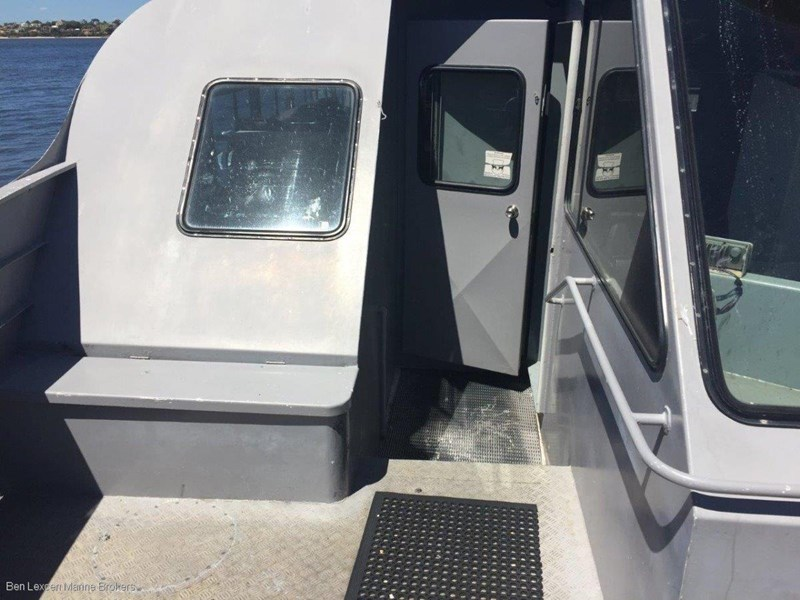 custom aluminium party boat 501503 003