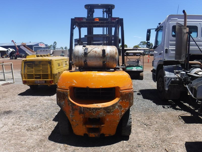 powerlift hc r45l forklift 569580 004