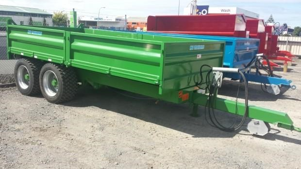 m4 12t drop-side tipper 188001 002