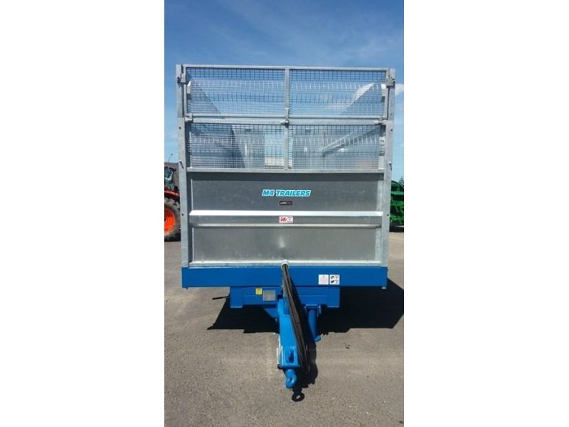 m4 12t drop-side tipper 188001 006