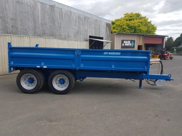 m4 12t drop-side tipper 188001 015