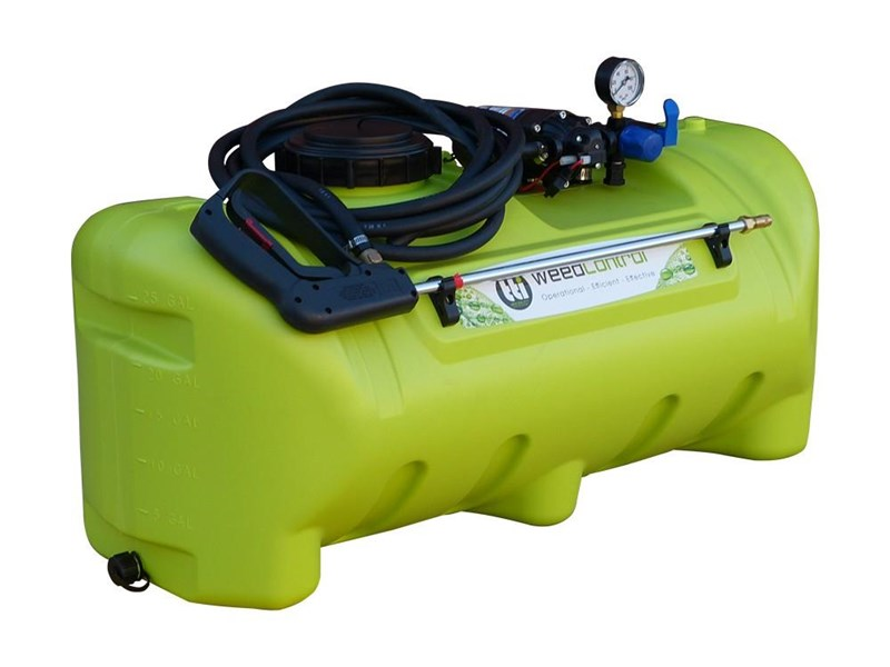 trans tank weedcontrol 55l - sprayer with 8.3l/min pump 571751 002