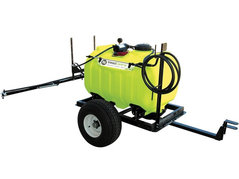 2018 TRANS TANK WEEDCONTROL 225L - TRAILER SPRAYER WITH 3M BOOM for sale