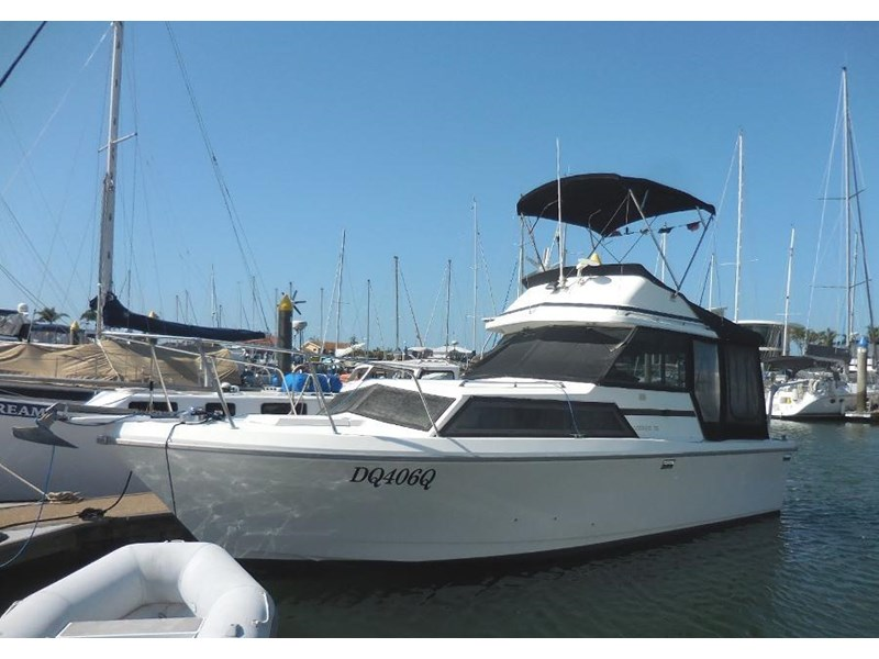 mariner 28 flybridge 573109 001