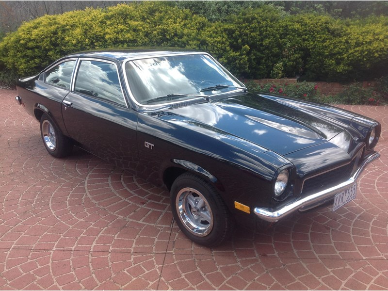 eBay Find of the Day: 1975 Chevy Cosworth Vega with just 291 miles ...