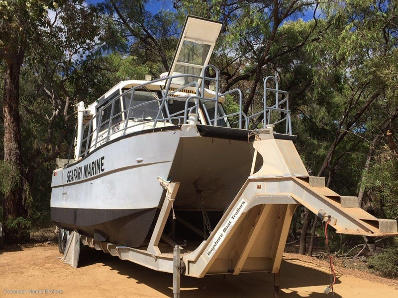 abcat charter catamaran - price reduced - present offers 460474 006