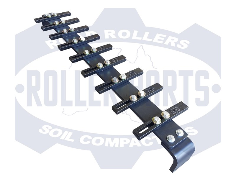 roller parts padfoot shell kit 192252 003
