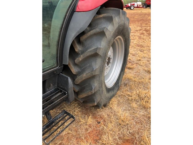 case ih jx80 with challenge loader 577709 005