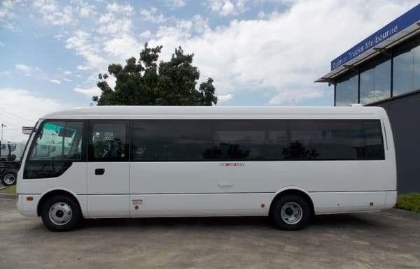 2018 FUSO ROSA BUS DELUXE 25 SEATER AUTO for sale