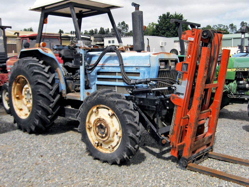 ISEKI 6500 4WD TRACTOR WRIGHTS TRACTORS PHONE 08 8323 8795 for sale