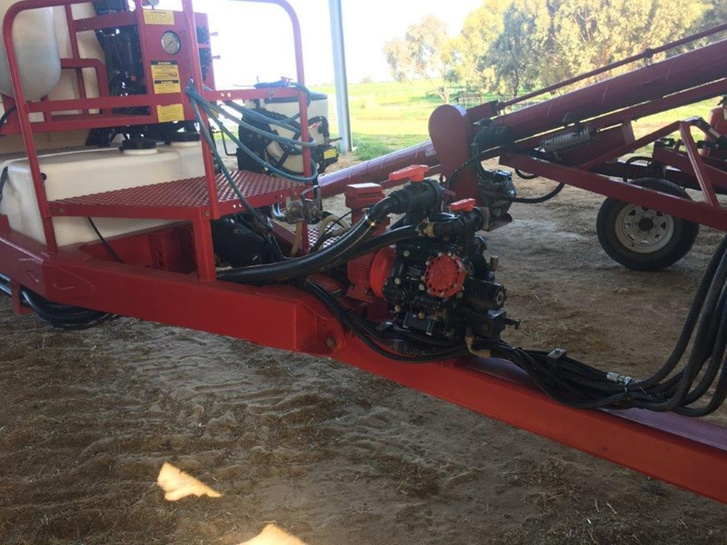 croplands bt6000l/36hw + new boom 578779 006