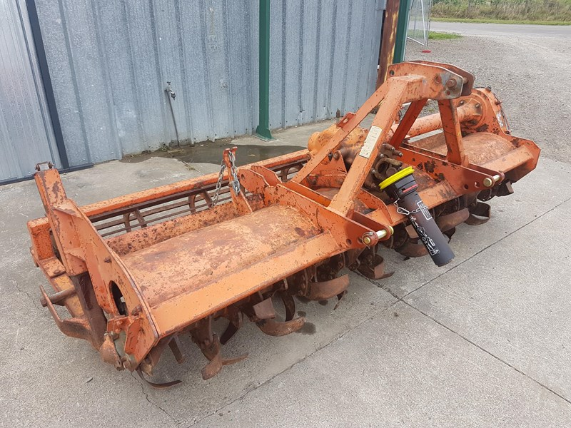 "gallagher 100"" rotary hoe 578792 002"