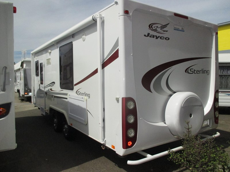 jayco sterling 21.65-3  slideout with full ensuite 580425 003