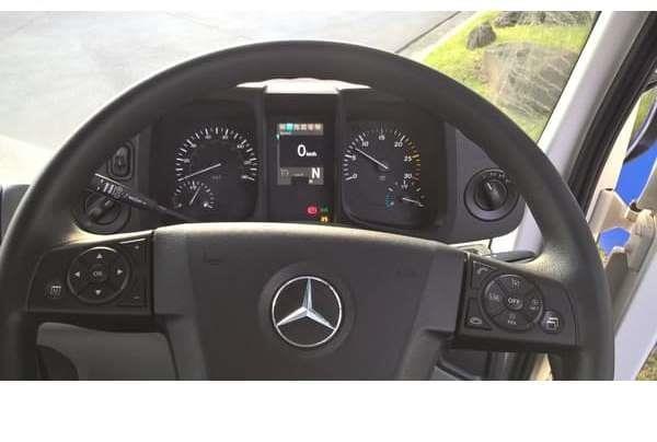 2018 Mercedes Benz Unimog U530 Uge For Sale