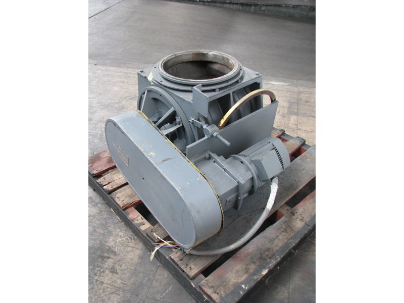 jaybee engineering rotary valve feeder blower 582006 003