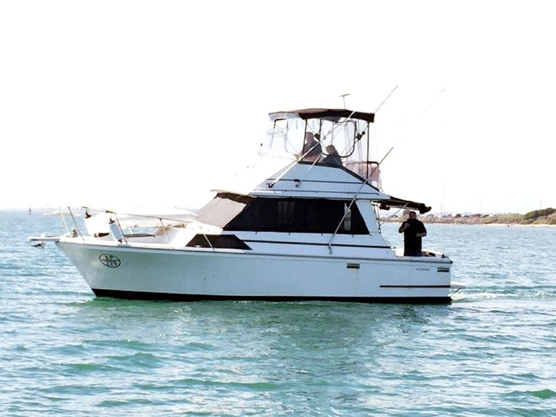 mariner flybridge 582271 001