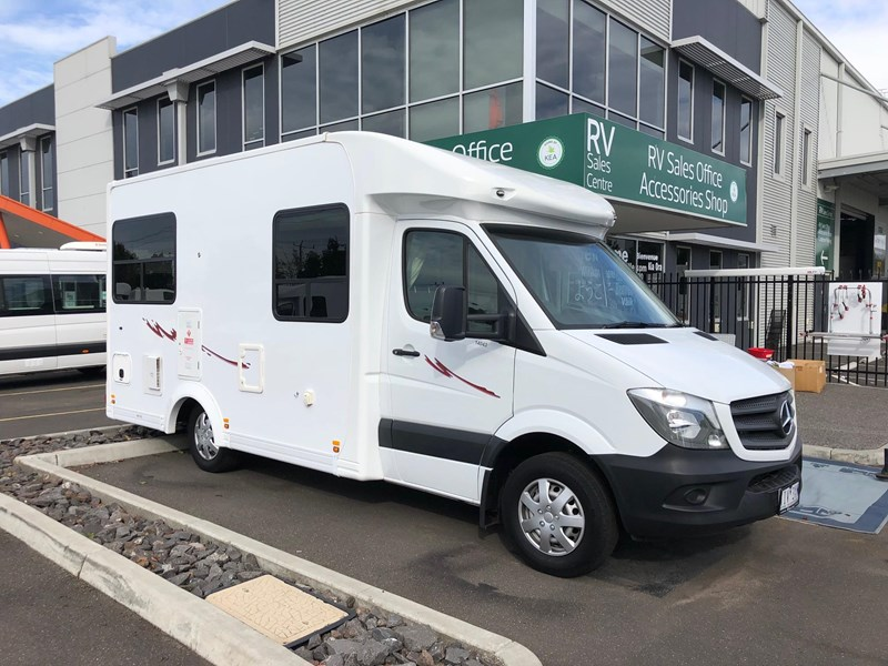 kea discovery 4 berth mercedes benz 557661 003